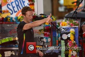 Chris Martin - Coldplay Performs at the Citi Concert Series on the