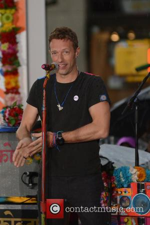 Chris Martin Duets With Teenage Cancer Survivor On Prince Song