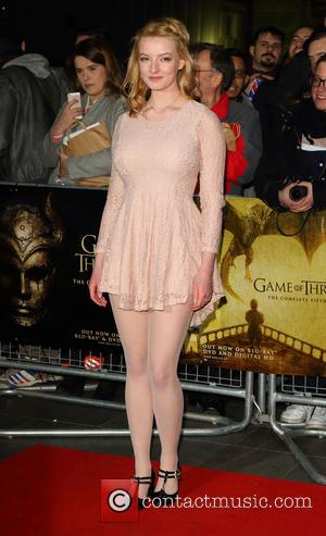Dakota Blue Richards - Game of Thrones: Hardhome - special screening - at Empire, Leicester Square, London at Empire, Leicester...