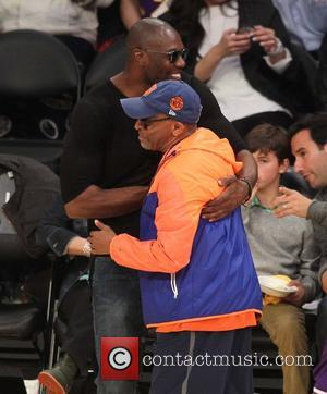 Spike Lee and Terrell Owens