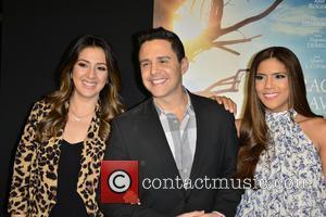 Maity Interiano, Alejandro Chaban and Francisca Lachapel