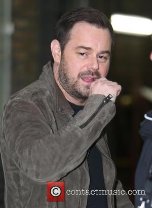 Danny Dyer - Danny Dyer outside ITV Studios - London, United Kingdom - Tuesday 15th March 2016