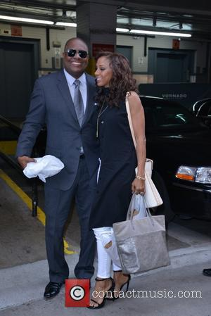 Holly Robinson Peete and Rodney Peete