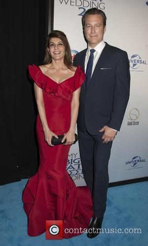 Nia Vardalos and John Corbett