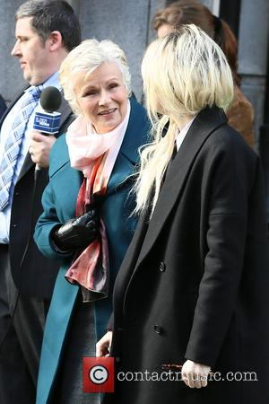 Julie Walters and Andrea Riseborough