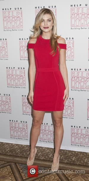 Annalynne McCord - HELP USA 2016 Scholarship Awards Luncheon at Plaza Hotel - New York, New York, United States -...
