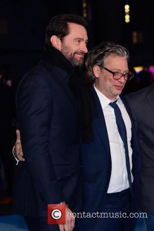 Hugh Jackman and Dexter Fletcher