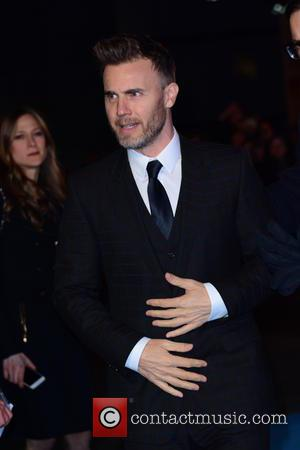 Gary Barlow - 'Eddie The Eagle' Premiere - Arrivals - London, United Kingdom - Thursday 17th March 2016