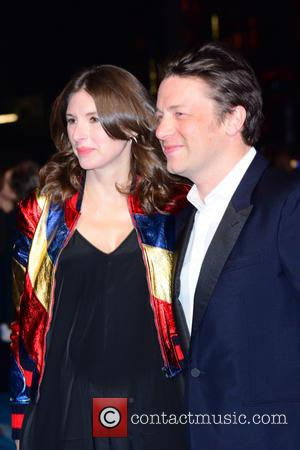 Jamie Oliver and Jools Oliver