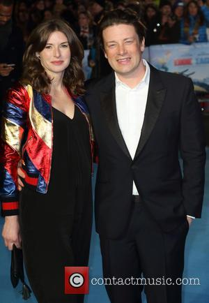 Jools Oliver and Jamie Oliver