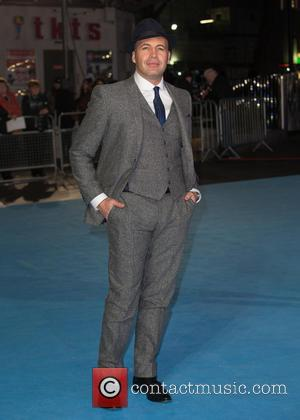 Billy Zane - The European Premiere of 'Eddie The Eagle' held at the Odeon Leicester Square - Arrivals at Odeon...