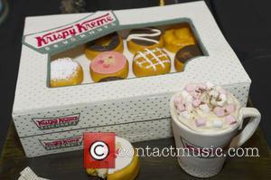 Atmosphere and Krispy Kreme