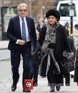 William Roache and Barbara Knox