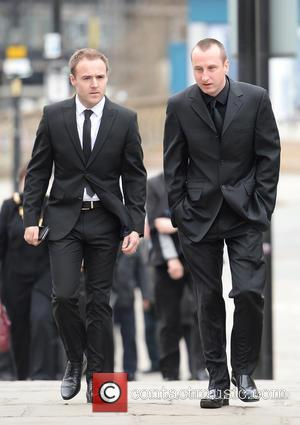 Andy Whyment and Alan Halsall