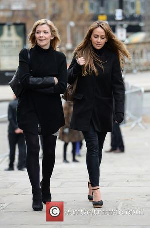 Jane Danson and Samia Ghadie