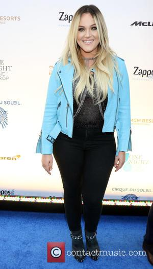 Lacey Schwimmer - Cirque du Soleil Presents 4th Annual 'One Night For One Drop' held at The Smith Center for...