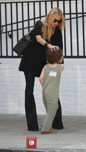 Rachel Zoe and Skyler Morrison Berman