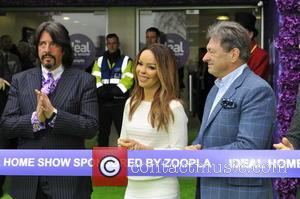 Laurence Llewelyn-bowen, Alan Titchmarsh and Katie Piper
