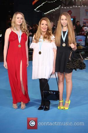 Gillian Mckeith, Skylar Mckeith-magaziner and Afton Mckeith-magaziner