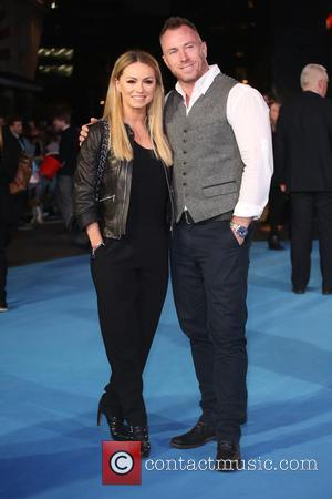 Ola Jordan , James Jordan - Eddie the Eagle European Premiere held at the Odeon cinema - Arrivals - London,...