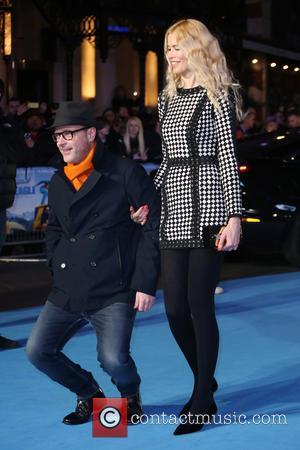 Matthew Vaughn and Claudia Schiffer