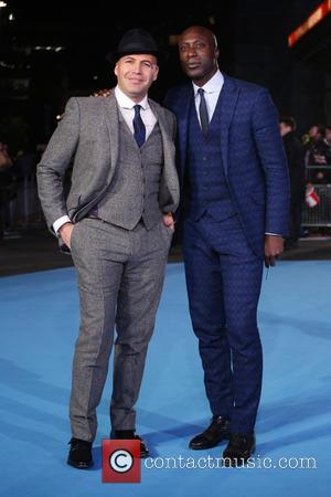 Billy Zane and Ozwald Boateng