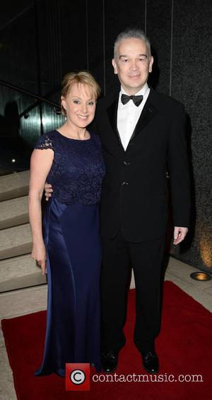 Sally Dynevor and Tim Dynevor