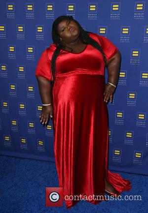 Gabourey Sidibe - Human Rights Campaign 2016 Los Angeles Gala Dinner at JW Marriott Los Angeles at L.A. LIVE -...
