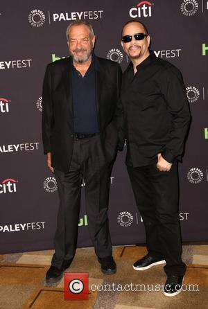 Dick Wolf and Ice-t