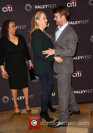 S. Epatha Merkerson, Jennifer Salke and Jesse Spencer