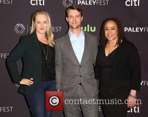 Jennifer Salke, Jesse Spencer and S. Epatha Merkerson