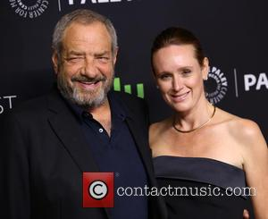 Dick Wolf and Noelle Wolf