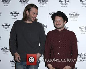Zach Cowie and Elijah Wood
