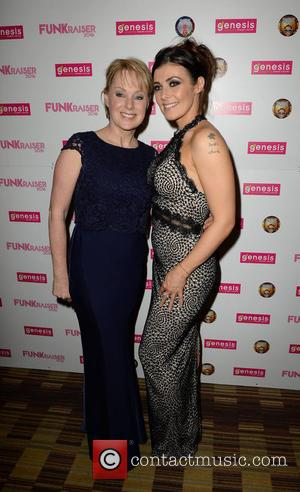 Kym Marsh and Sally Dynevor