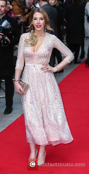Katherine Ryan - Arrivals for the Jameson Empire Awards 2016 at the Grosvenor House Hotel at Jameson Empire Awards, Grosvenor...