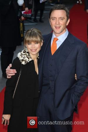 Peter Serafinowicz and Sarah Alexander