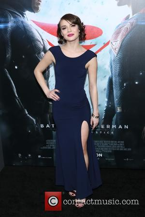 Abbi Snee - New York premiere of Warner Bros. Pictures' 'Batman v Superman: Dawn of Justice' at Radio City Music...