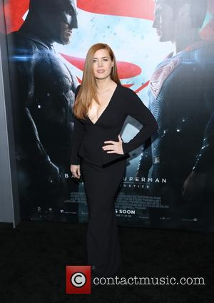 Amy Adams - New York premiere of Warner Bros. Pictures' 'Batman v Superman: Dawn of Justice' at Radio City Music...