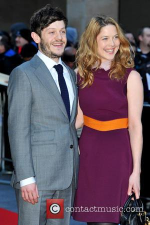 Iwan Rheon and Zoe Grisedale