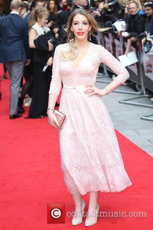 Katherine Ryan - The Empire Film Awards 2016 held at Grosvenor House Hotel - Arrivals at The Empire Film Awards,...