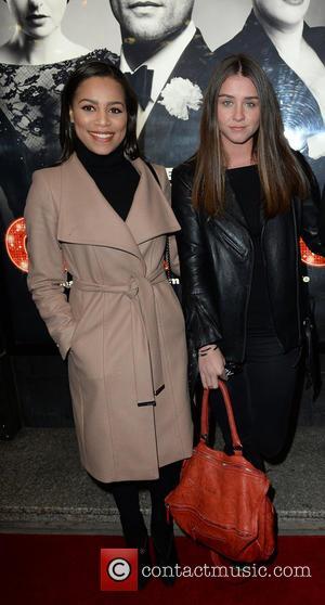 Tisha Merry and Brooke Vincent