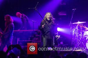 Robert Plant - Robert Plant & the Sensational Space Shifters perform at ACL live in Austin at ACL Live -...