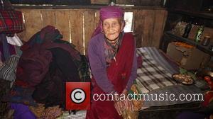 Prince Harry and Pakuli Gurung