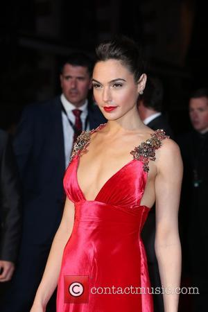 Gal Gadot - Celebs attend the European Premiere of 'Batman V Superman: Dawn Of Justice' at Odeon Leicester Square -...