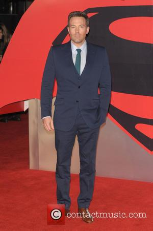 Ben Affleck - Film premiere of 'Batman v Superman: Dawn of Justice' - London, United Kingdom - Tuesday 22nd March...