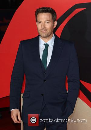 Ben Affleck - Batman V Superman: Dawn of Justice - European film premiere at the Odeon, Leicester Square, London at...