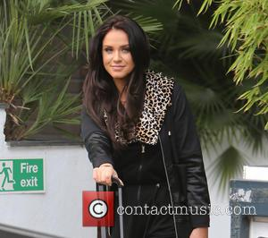 Vicky Pattison - Vicky Pattison outside ITV Studios - London, United Kingdom - Tuesday 22nd March 2016