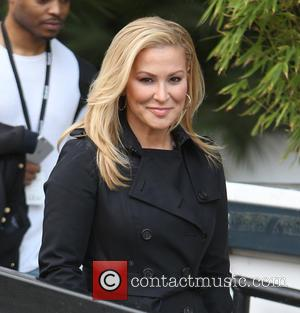 Anastacia - Anastaica outside ITV Studios today - London, United Kingdom - Tuesday 22nd March 2016