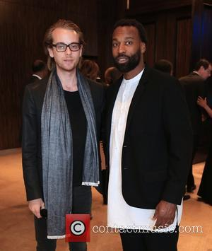 Richard John Taylor and Baron Davis