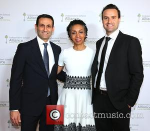Benjamin Nazarian, Nina Shaw and Brian Laibow